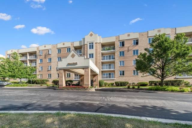 2240 S Grace Street #109, Lombard, IL 60148 (MLS #10840316) :: Littlefield Group