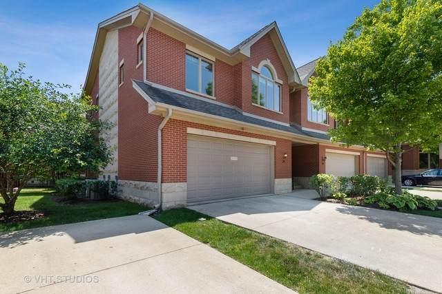 21 Northfield Terrace #21, Wheeling, IL 60090 (MLS #10840321) :: Littlefield Group