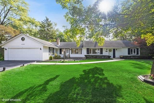 5549 Laurel Avenue, La Grange Highlands, IL 60525 (MLS #10840324) :: John Lyons Real Estate