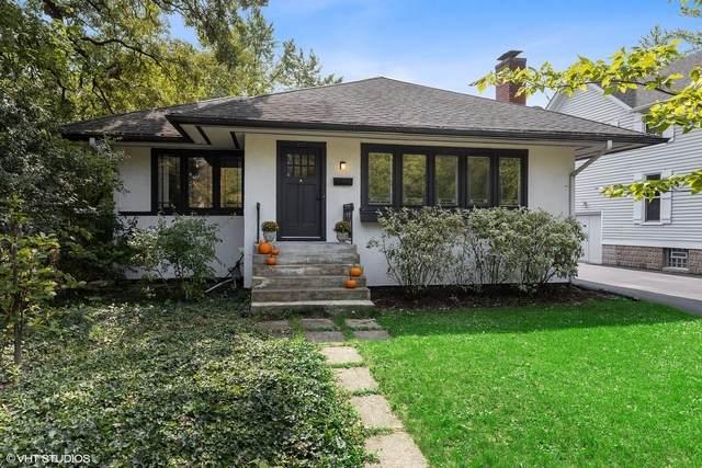 217 Millbridge Road, Riverside, IL 60546 (MLS #10840352) :: John Lyons Real Estate