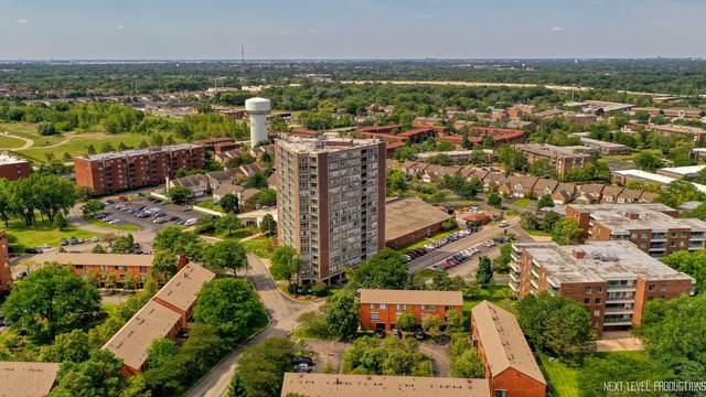 3925 Triumvera Drive 7E, Glenview, IL 60025 (MLS #10840464) :: John Lyons Real Estate