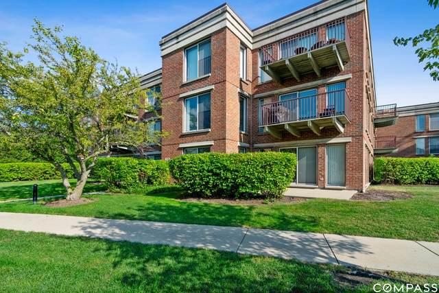 402 Kelburn Road #326, Deerfield, IL 60015 (MLS #10840556) :: John Lyons Real Estate