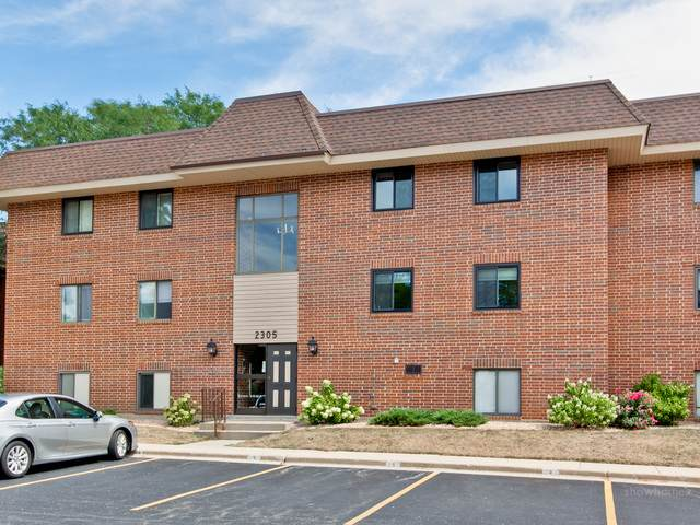 2305 S Main Street 2B, Lombard, IL 60148 (MLS #10840656) :: John Lyons Real Estate