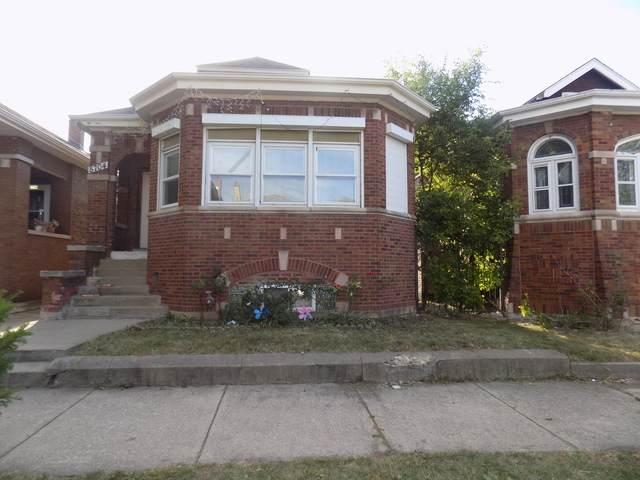 5704 S Maplewood Avenue, Chicago, IL 60629 (MLS #10840689) :: Helen Oliveri Real Estate