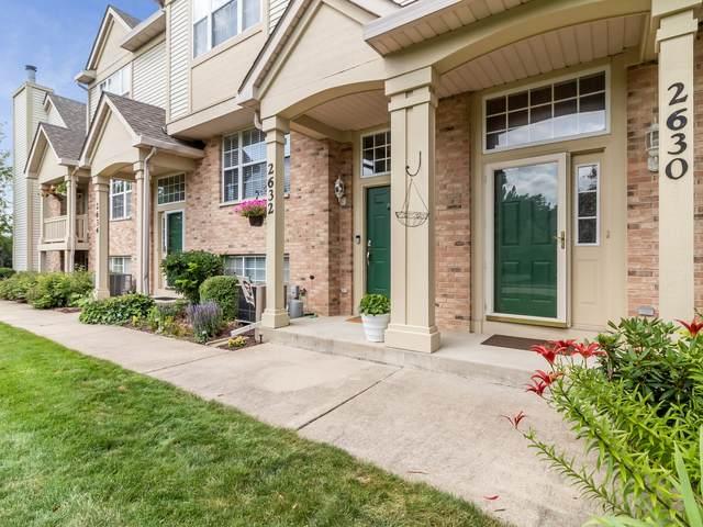 2630 Woodmere Drive #2630, Darien, IL 60561 (MLS #10840722) :: John Lyons Real Estate