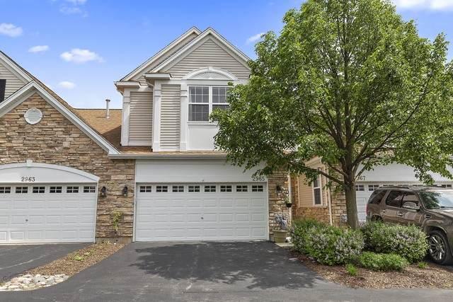 2965 Talaga Drive, Algonquin, IL 60102 (MLS #10840801) :: Ryan Dallas Real Estate