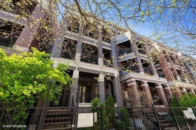 1045 W Monroe Street #1, Chicago, IL 60607 (MLS #10840808) :: John Lyons Real Estate