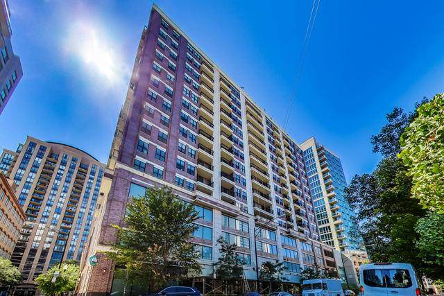 451 W Huron Street #1407, Chicago, IL 60654 (MLS #10840986) :: Helen Oliveri Real Estate