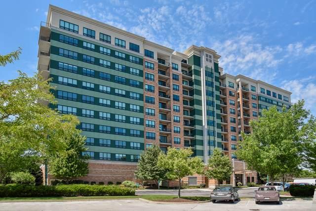 6420 Double Eagle Drive #705, Woodridge, IL 60517 (MLS #10841110) :: John Lyons Real Estate