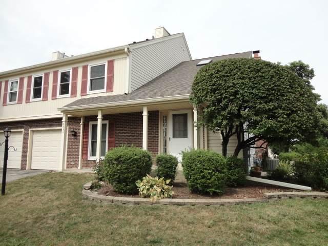 2630 College Hill Circle, Schaumburg, IL 60173 (MLS #10841237) :: John Lyons Real Estate