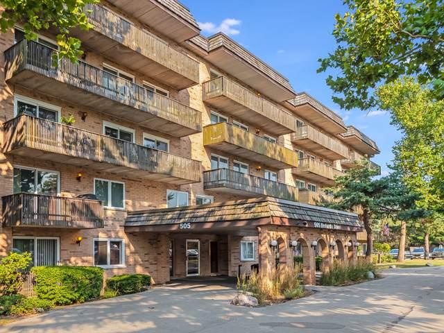 505 Redondo Drive #212, Downers Grove, IL 60516 (MLS #10841570) :: John Lyons Real Estate