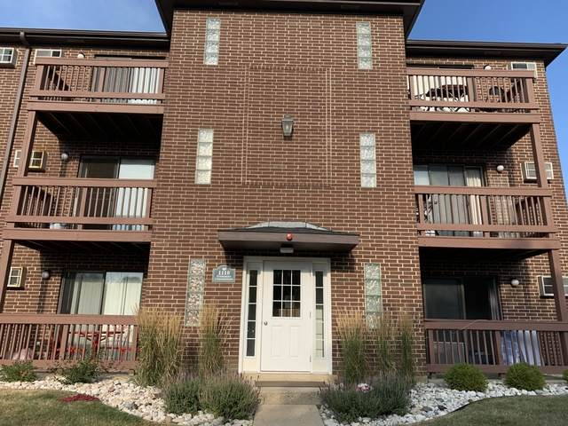 1110 Cedar Avenue 2A, Glendale Heights, IL 60139 (MLS #10841607) :: The Wexler Group at Keller Williams Preferred Realty