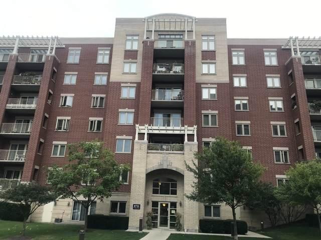 8711 W Bryn Mawr Avenue #303, Chicago, IL 60631 (MLS #10841646) :: John Lyons Real Estate