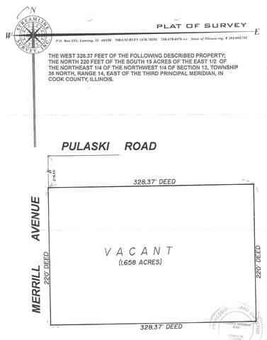 15435 Merrill Avenue, Calumet City, IL 60409 (MLS #10841667) :: The Dena Furlow Team - Keller Williams Realty