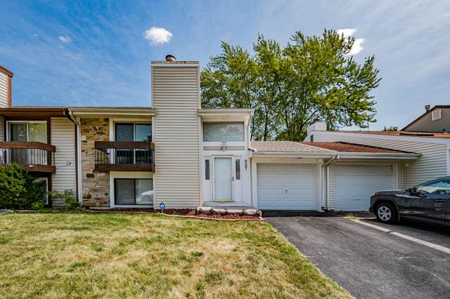 207 Elmwood Road #207, Romeoville, IL 60446 (MLS #10841973) :: John Lyons Real Estate