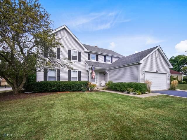 216 W Plum Grove Circle, Arlington Heights, IL 60004 (MLS #10842101) :: Jacqui Miller Homes
