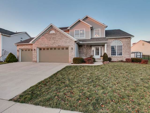 2334 Heather Ridge Drive, Normal, IL 61761 (MLS #10842336) :: Property Consultants Realty