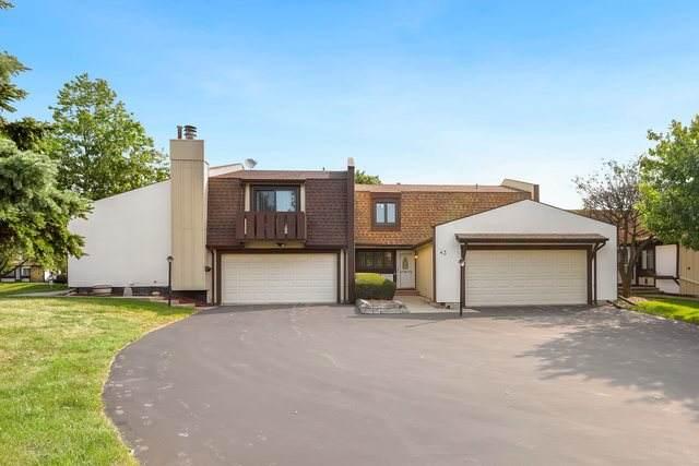 43 Westwood Court, Indian Head Park, IL 60525 (MLS #10842412) :: John Lyons Real Estate