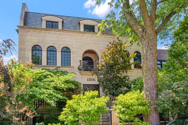 1806 N Wood Street, Chicago, IL 60622 (MLS #10842467) :: John Lyons Real Estate