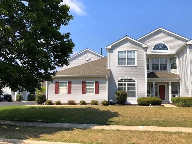 404 Cascade Lane #404, Oswego, IL 60543 (MLS #10842491) :: John Lyons Real Estate
