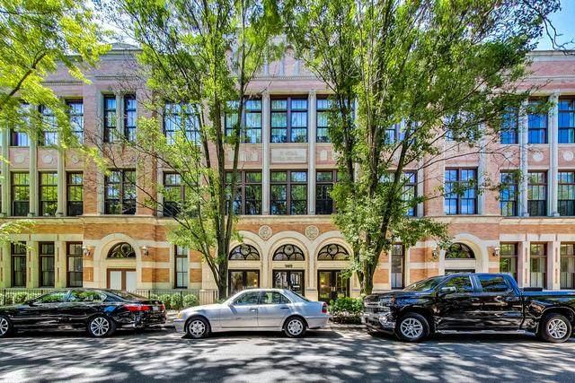 1660 N Hudson Avenue 3D, Chicago, IL 60614 (MLS #10842631) :: Littlefield Group