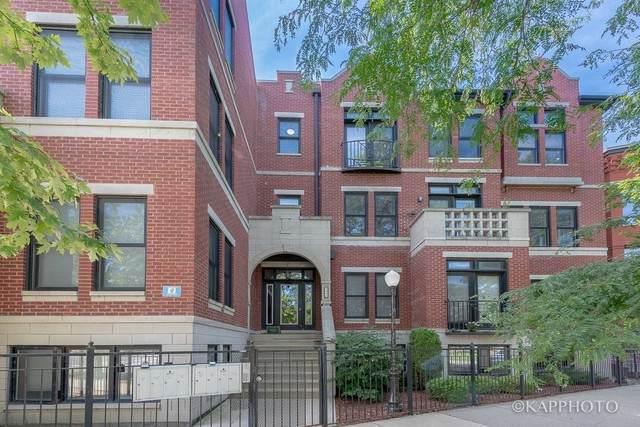 3986 S Drexel Boulevard 3N, Chicago, IL 60653 (MLS #10842777) :: John Lyons Real Estate