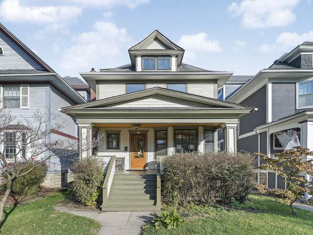 418 N Harvey Avenue, Oak Park, IL 60302 (MLS #10842949) :: Helen Oliveri Real Estate