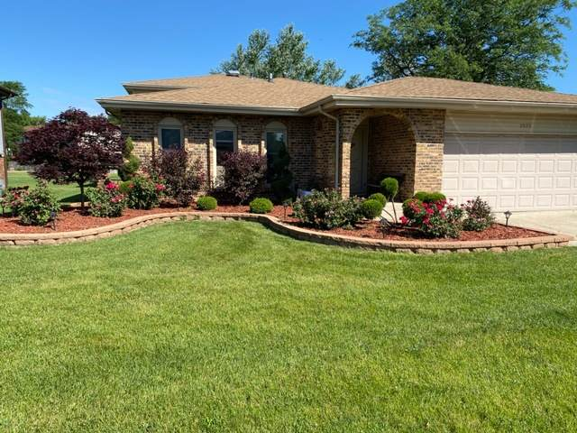 2820 Lake Park Court, Lynwood, IL 60411 (MLS #10843031) :: The Wexler Group at Keller Williams Preferred Realty