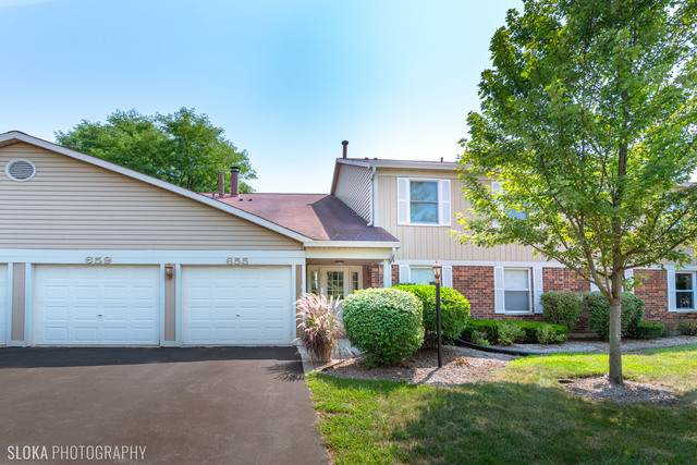659 N Deer Run Drive #659, Palatine, IL 60067 (MLS #10843166) :: John Lyons Real Estate