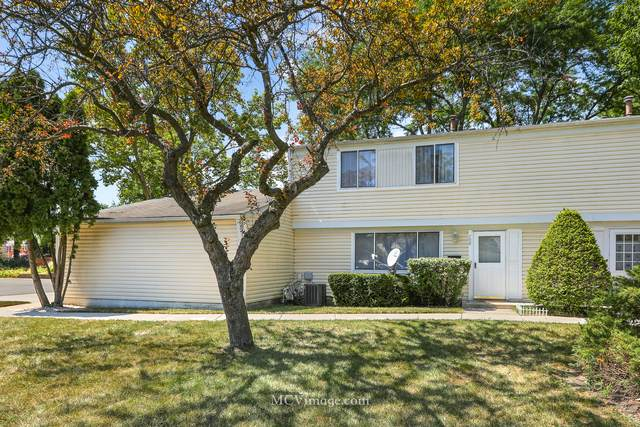 798 Barnaby Place #798, Wheeling, IL 60090 (MLS #10843220) :: Littlefield Group