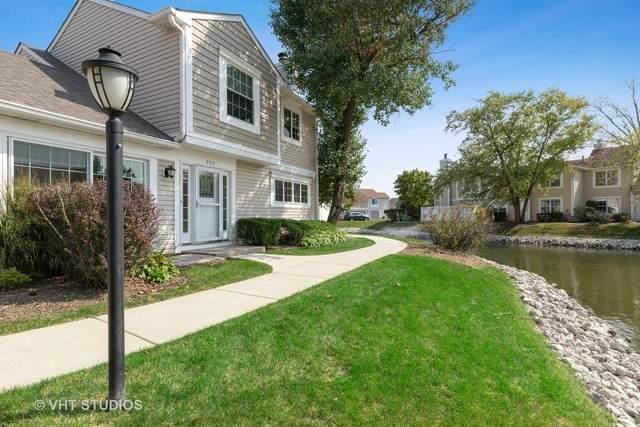 272 Le Parc Circle, Buffalo Grove, IL 60089 (MLS #10843266) :: John Lyons Real Estate