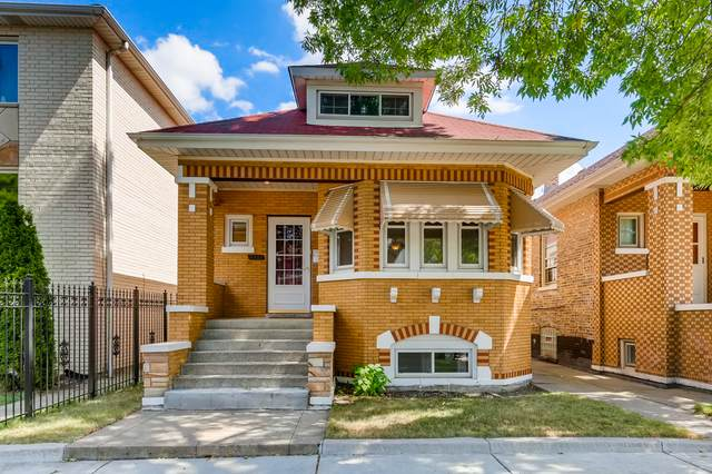 5009 S Keeler Avenue, Chicago, IL 60632 (MLS #10843405) :: Helen Oliveri Real Estate