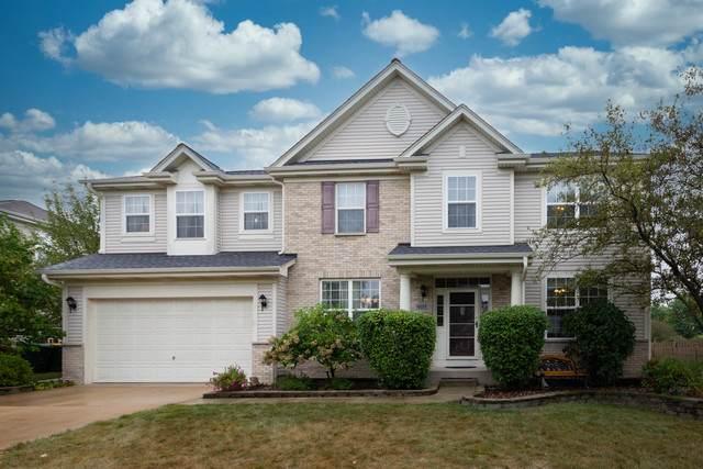 905 N Edgewater Lane, Shorewood, IL 60404 (MLS #10843480) :: Touchstone Group