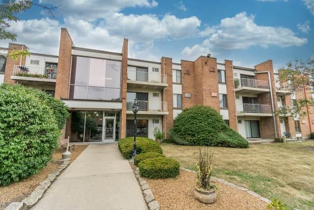 300 W Fullerton Avenue #128, Addison, IL 60101 (MLS #10843545) :: John Lyons Real Estate