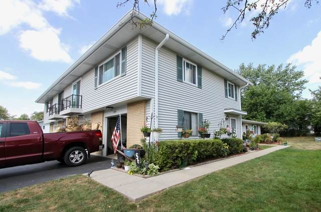 1124 Quanset Court #1124, Schaumburg, IL 60194 (MLS #10844315) :: John Lyons Real Estate