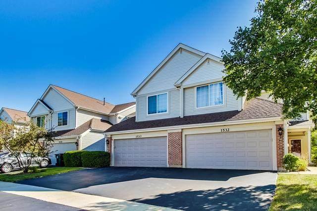 1530 N Waterbury Circle, Palatine, IL 60074 (MLS #10844325) :: John Lyons Real Estate