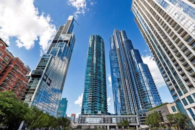 1201 S Prairie Avenue #3005, Chicago, IL 60605 (MLS #10844536) :: John Lyons Real Estate