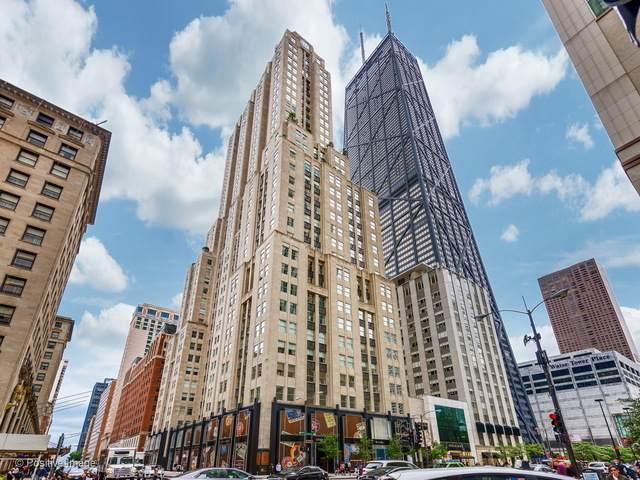 159 E Walton Place 23A, Chicago, IL 60611 (MLS #10844569) :: BN Homes Group