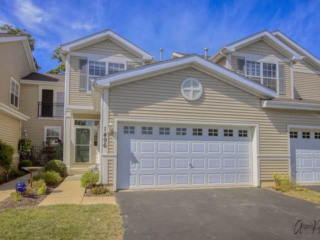 1496 W Remington Lane #1496, Round Lake, IL 60073 (MLS #10844700) :: John Lyons Real Estate