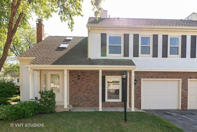 2724 College Hill Circle, Schaumburg, IL 60173 (MLS #10844900) :: Property Consultants Realty