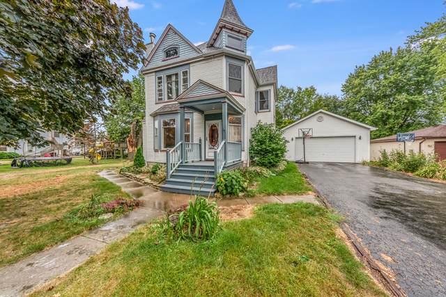 200 S Maple Street, Somonauk, IL 60552 (MLS #10844937) :: John Lyons Real Estate