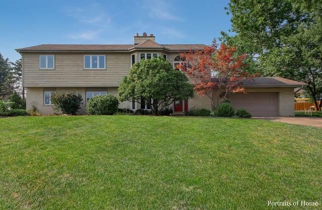 22W424 Hillcrest Terrace, Medinah, IL 60157 (MLS #10844964) :: Lewke Partners