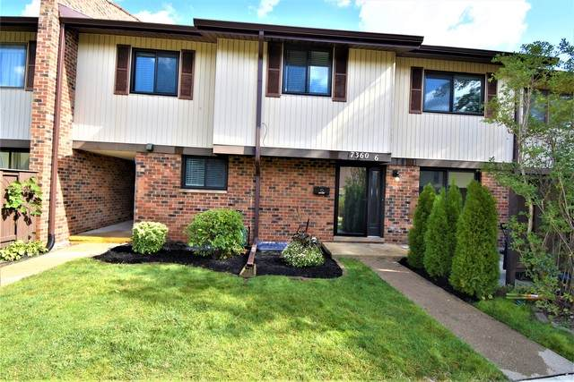 7360 Winthrop Way #6, Downers Grove, IL 60516 (MLS #10845085) :: Littlefield Group