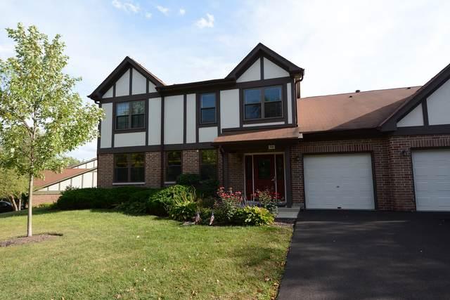 306 Carriage Way 2C, Bloomingdale, IL 60108 (MLS #10845171) :: John Lyons Real Estate