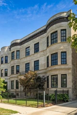 913 W Belle Plaine Avenue 2W, Chicago, IL 60613 (MLS #10845298) :: John Lyons Real Estate
