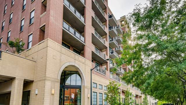 833 W 15TH Place #601, Chicago, IL 60608 (MLS #10845386) :: Littlefield Group