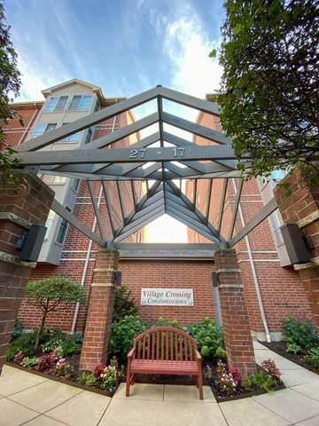 27 E Hattendorf Avenue #413, Roselle, IL 60172 (MLS #10845522) :: John Lyons Real Estate