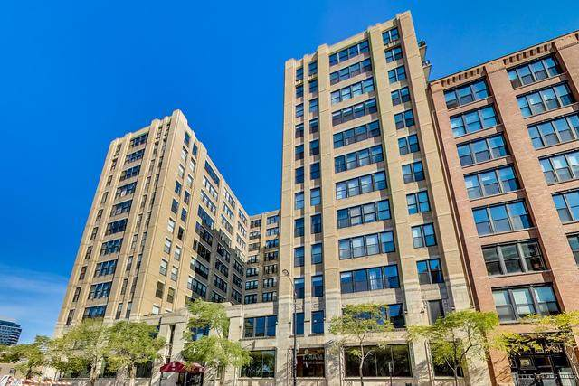 728 W Jackson Boulevard #909, Chicago, IL 60661 (MLS #10845596) :: BN Homes Group