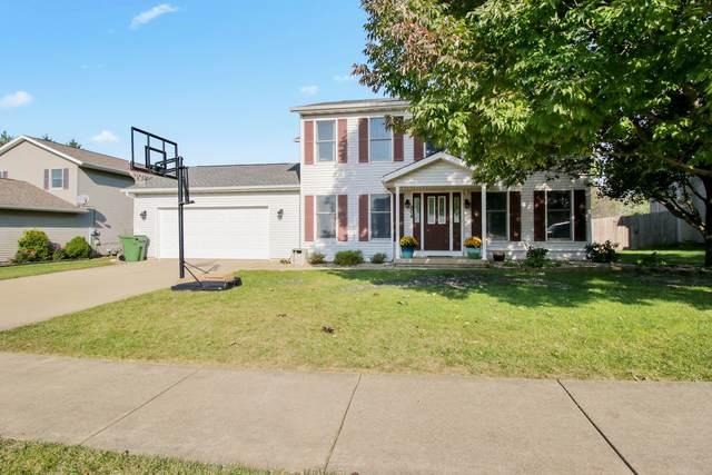 804 Cedar Ridge Court, Mahomet, IL 61853 (MLS #10845616) :: Littlefield Group