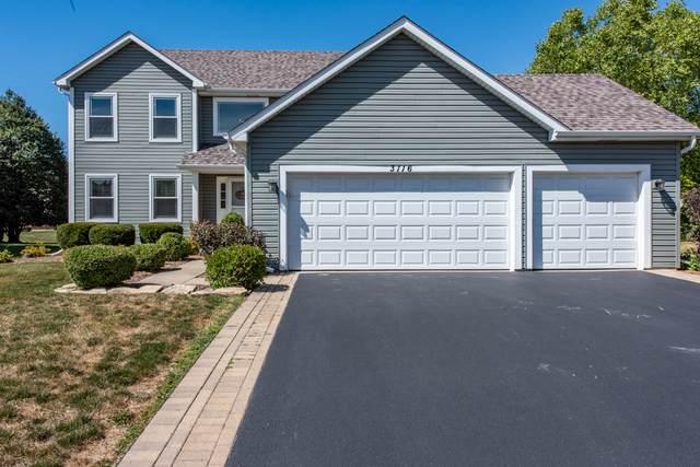 3116 N Augusta Drive, Wadsworth, IL 60083 (MLS #10845630) :: John Lyons Real Estate
